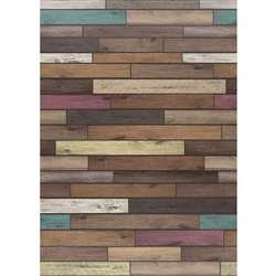 Better Than Paper Reclaimed 4/Ct Wood Bulletin Boa, TCR6339