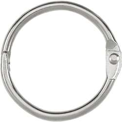 "6 Pack 1""  Binder Rings, TCR63924"
