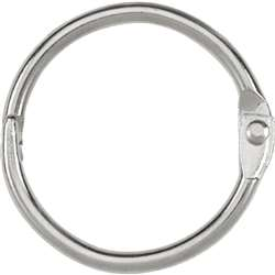 "6 Pack 15""  Binder Rings, TCR63925"