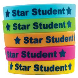 Star Student Wristbands, TCR6548