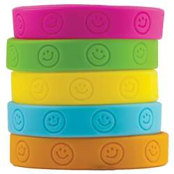 Happy Faces Wristbands, TCR6550