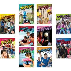 Social Skills Books Set Of All 10 By Teacher Created Resources