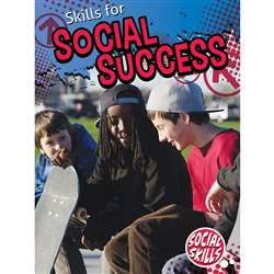 Skills For Social Success - Tcr698005 By Teacher Created Resources