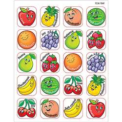 Stickers Fruit Of The Spirit By Teacher Created Resources