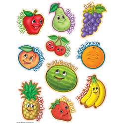 Fruit Of The Spirit Accents By Teacher Created Resources