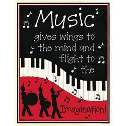 Sw Gift Of Music Chart By Teacher Created Resources