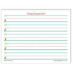 Smart Start K-1 Writing Paper 100 Sheets, TCR76501