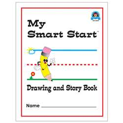 Shop Smart Start Journals Portrait Handwriting Series Gr 1-2 - Tcr76549 By Teacher Created Resources
