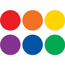 Colorful Circles Carpet Markers Spot On, TCR77048