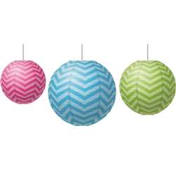 Chevron Paper Lanterns, TCR77226