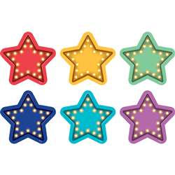 Marquee Stars Carpet Markers Spot On, TCR77381