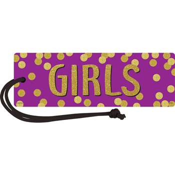 Confetti Magnetic Girls Pass, TCR77396