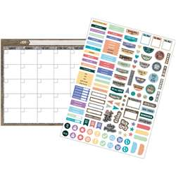 Clingy Thing Calendar St Home Sweet Classroom, TCR77872