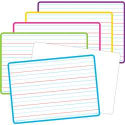 2 Sided Writing Dry Erase Boards, TCR77889
