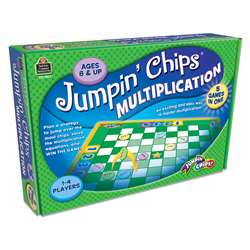Jumpin Chips Multiplication By Teacher Created Resources