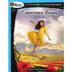 Rigorous Reading Esperanza Rising, TCR8029
