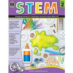 Stem Using Everyday Materials Gr 2 Engaging Hands-, TCR8182