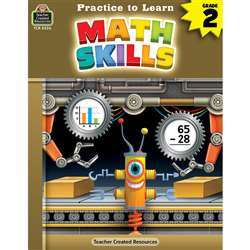 Practice To Learn Math Skills, TCR8226