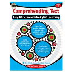 Comprehending Text Gr 1, TCR8236