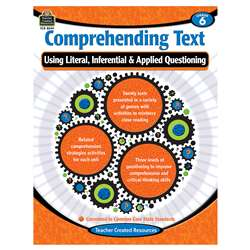 Comprehending Text Gr 6, TCR8249