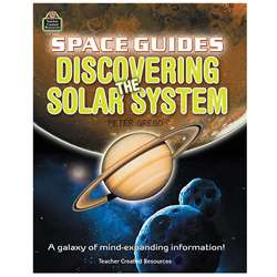 Space Guides Discovering Solar System Gr 5 & Up, TCR8267