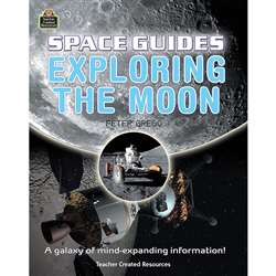 Space Guides Exploring Moon Gr 5Up, TCR8270