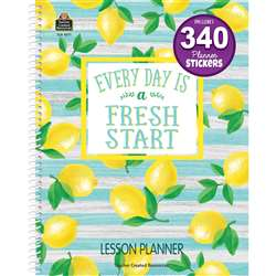 Lemon Zest Lesson Planner, TCR8271