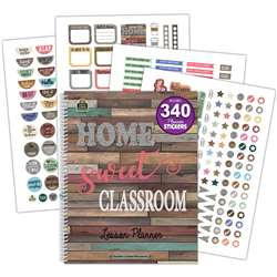 Home Sweet Classroom Lesson Planner, TCR8294