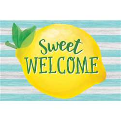 Lemon Zest Sweet Welcome Postcards, TCR8496