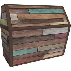 Reclaimed Wood Chest, TCR8588
