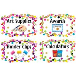 Confetti Supply Labels, TCR8751