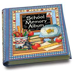 School Memory Album By Teacher Created Resources