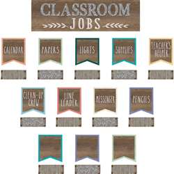 Classroom Jobs Mini Bulletin Board St Home Sweet C, TCR8801
