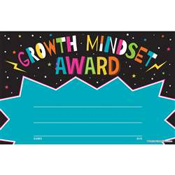 Growth Mindset Awards, TCR8810