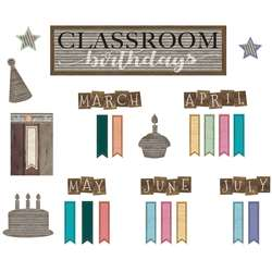 Classroom Birthday Mini Bulletin Board St Home Swe, TCR8817