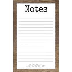 Home Sweet Classroom Notepad, TCR8833