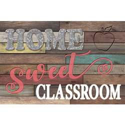 Home Sweet Classroom Postcards, TCR8834