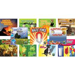 My Science Library Set Of 11 Gr 1-2 By Teacher Created Resources