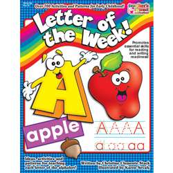 Letter Of The Week Gr Pk-1 By Teachers Friend