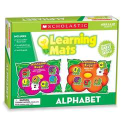 Alphabet Learning Mats By Teachers Friend