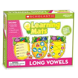 Long Vowels Mats By Teachers Friend