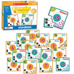 Numbers Learning Puzzles By Teachers Friend