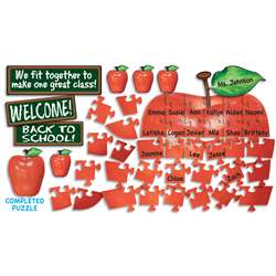 Bb Set Welcome Apple Puzzle Guide By Teachers Friend