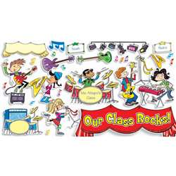 School Rocks Bulletin Board Set Gr Pk-6 By Teachers Friend