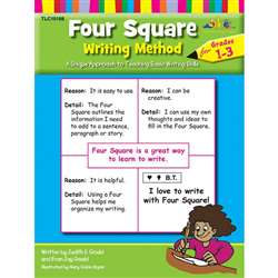 Four Square Writing Method Grade 1-3 By Teaching Learning
