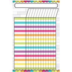 Magnetic W&W Diy Magnetic Incentive Chart 12X18, TOP10617