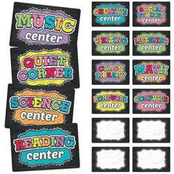Neon Chalk Center Signs, TOP3113