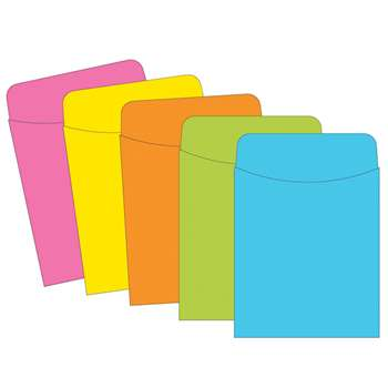 Little Pockets Brite Colors - Top4034 By Top Notch Teacher Products