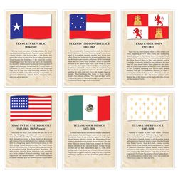 Historic Flags Of Texas, TOP404