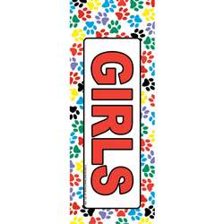 Passes Girls Paws Pass - Top5298 By Top Notch Teacher Products